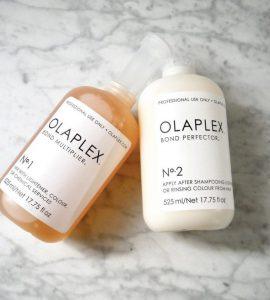 Olaplex in-salon treatment